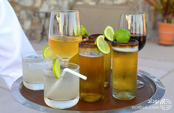نوشیدنیهای الکل دار