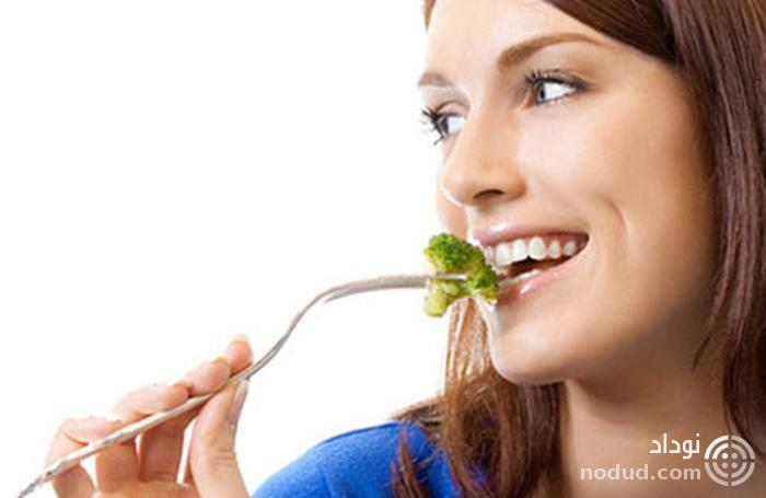 سبزیجات مانند کلم