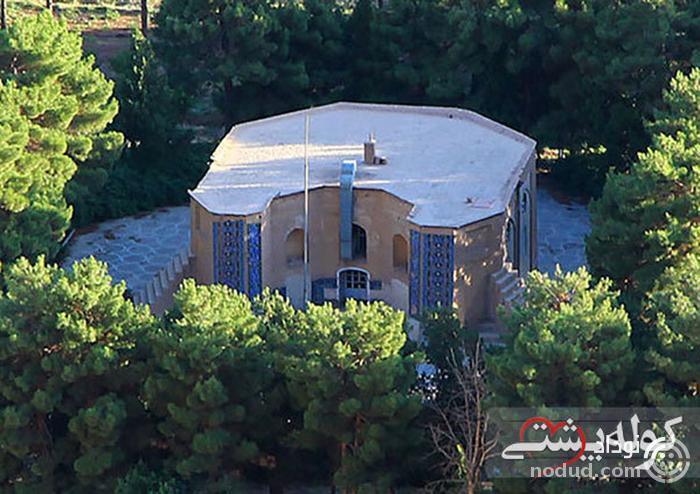 باغ بیرم آباد؛ موزه ساز کرمان