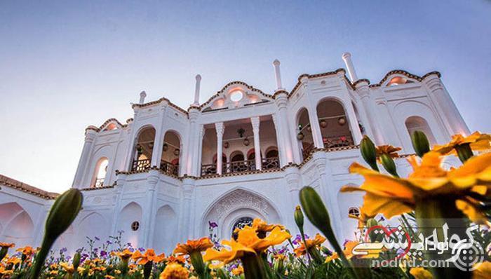 باغ  زیبای فتح اباد کرمان