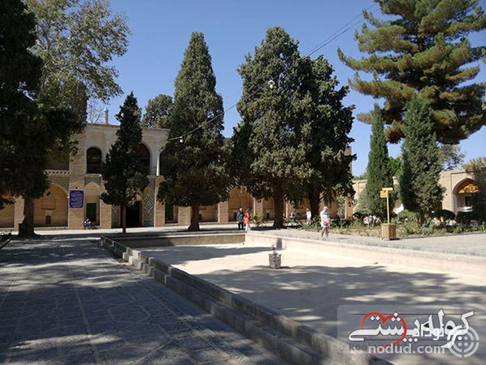 باغ محله سرآسیاب؛ میزبان باغ های معروف
