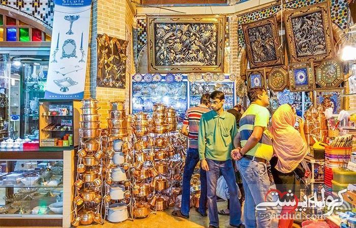 معروف ترین بازار های تهران