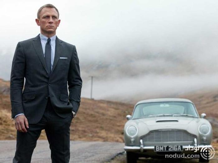 آستون مارتین های فیلم جدید جیمز باند مشخص شدند