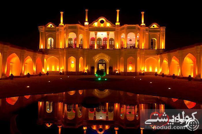 باغ فتح آباد؛ باصفا و چشم نواز