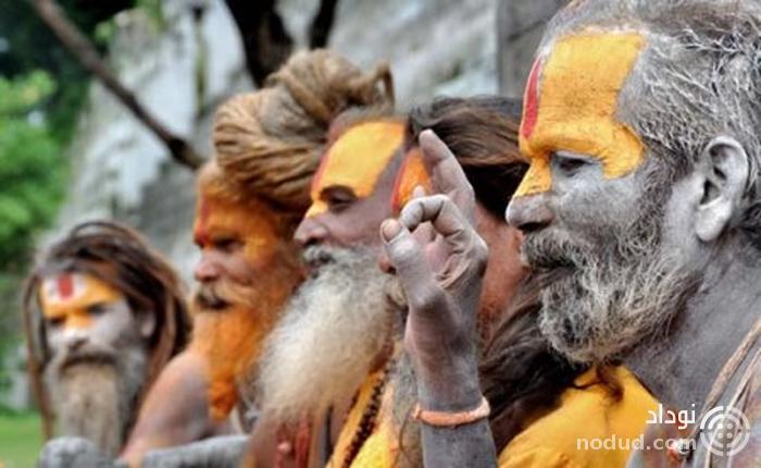 یوگی های هند