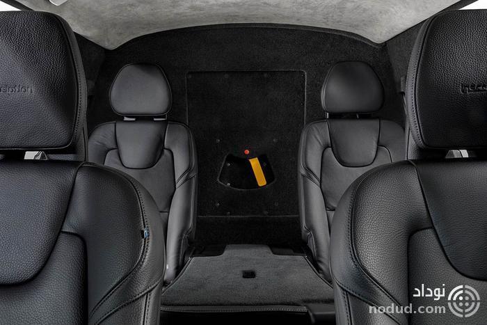 ولوو XC90 زرهی، امنیت به توان دو!