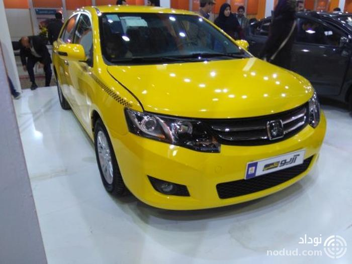 افت شدید تولید خودروهای چینی در جاده مخصوص