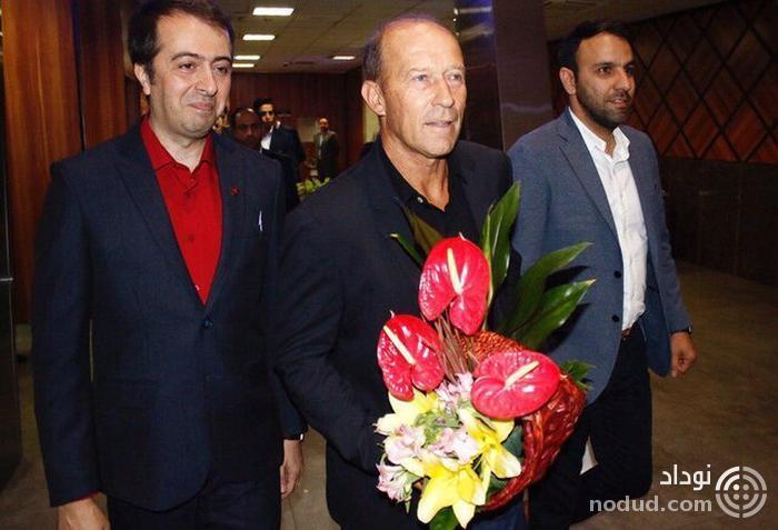 کالدرون وارد ایران شد