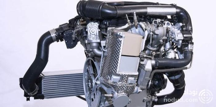 BMW TwinPower Turbo 3-Cylinder Diesel motor