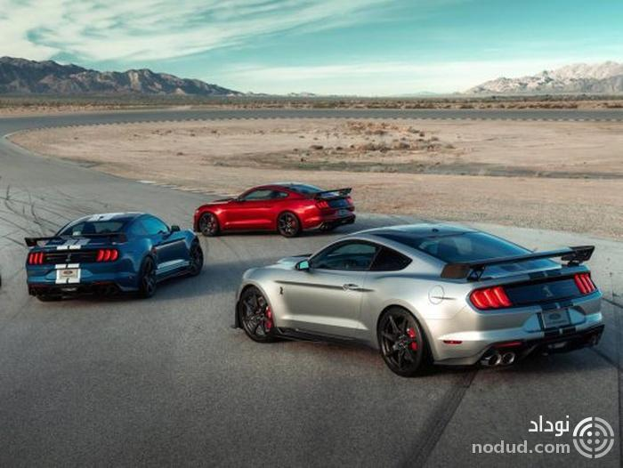 اعلام قیمت موستانگ شلبی GT500، هر اسب بخار کمتر از صد دلار!