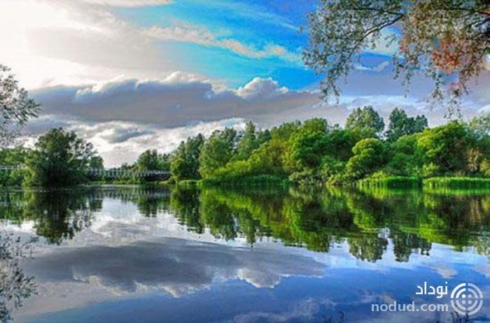 رود شانون (Shannon) ایرلند