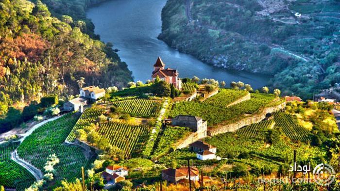 رود دورو (Douro) پرتغال