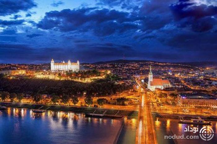رود دانوب (Danube) از آلمان تا رمانی و اتریش