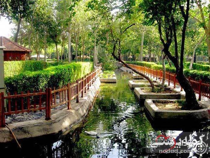 نهر مادی نیاصرم اصفهان