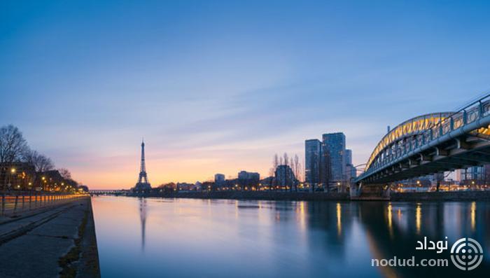 رود سن (Seine) فرانسه