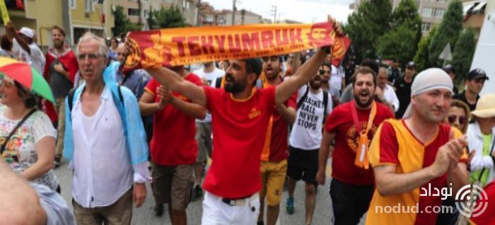تظاهرات علیه اردوغان