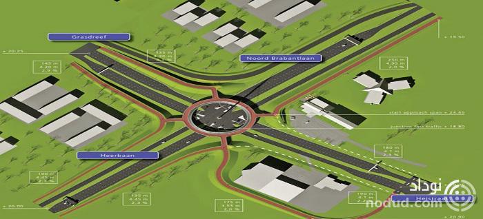 اولین پل معلق ویژه دوچرخه سواری جهان در هلند