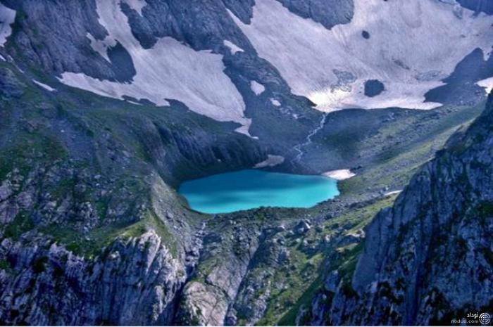دریاچه Tobavarchkilli