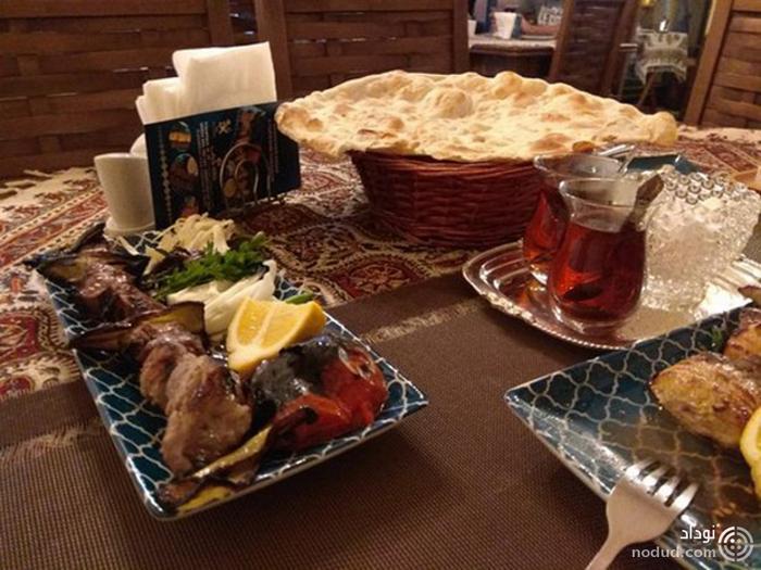رستوران های ایرانی گرجستان
