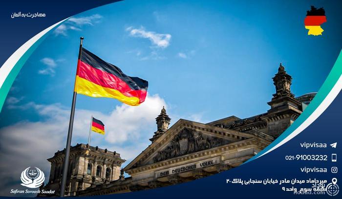 ویزای مهاجرت آلمان