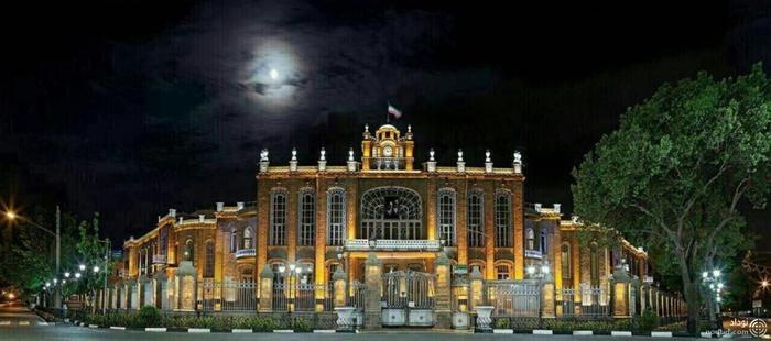 هتل ارک تبریز